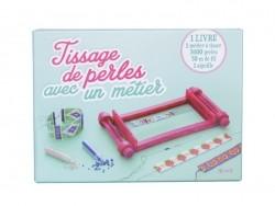 """Kit - """"Tissage de perles avec un métier"""" (in French)"""