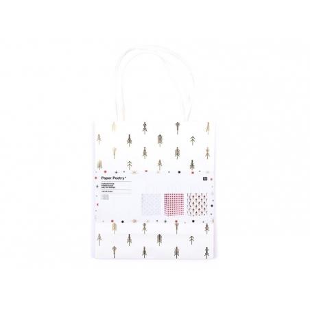 3 sacs cadeaux - Noël Rico Design - 1