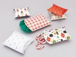 Kissenschachteln aus Pappe
