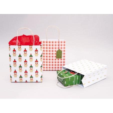 3 sacs cadeaux - Noël Rico Design - 2