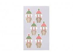 Stickers - Santa Claus