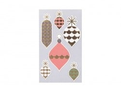 Stickers - decorative fir cones