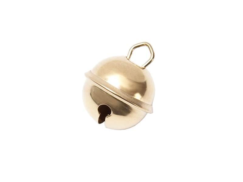 Acheter 6 clochettes 12 mm - dorés - 2,80€ en ligne sur La Petite Epicerie - 100% Loisirs créatifs