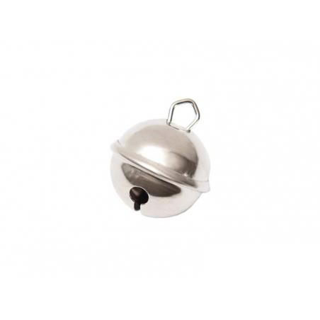 Acheter 6 clochettes 12 mm - argentés - 2,80€ en ligne sur La Petite Epicerie - 100% Loisirs créatifs