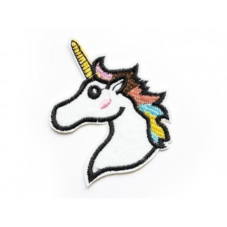 Acheter Écusson thermocollant licorne - 2,79€ en ligne sur La Petite Epicerie - Loisirs créatifs