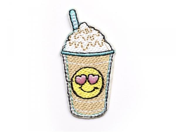 Acheter Ecusson thermocollant milkshake - 2,49€ en ligne sur La Petite Epicerie - 100% Loisirs créatifs