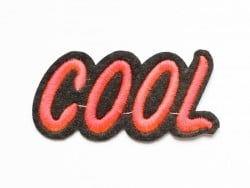 Patch thermocollant cool