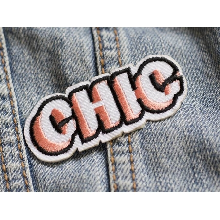 Patch thermocollant CHIC