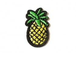 Iron-on patch - small pineapple