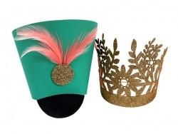 Chapeaux de fête - Casse-noisette