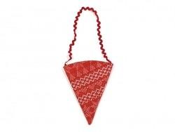 Christmas tree decoration - sweets bag