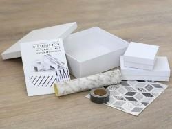 Kit MKMI - Mes boîtes déco - DIY