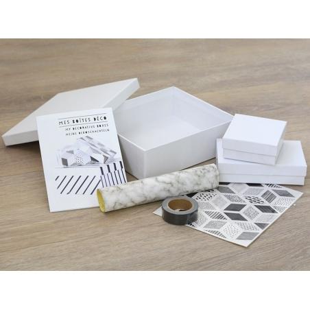 Acheter Kit MKMI - Mes boîtes déco - DIY - 16,99€ en ligne sur La Petite Epicerie - 100% Loisirs créatifs