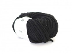 "Wool - ""Essentials Big"" - black (colour no. 015)"