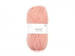 "Wool - ""Creative Twist"" - pink (colour no. 022)"