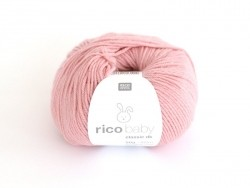 Wool - Baby classic - smoky pink (colour no. 039)