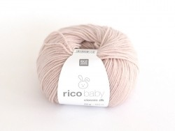 Wool - Baby classic - orchid violet (colour no. 052)