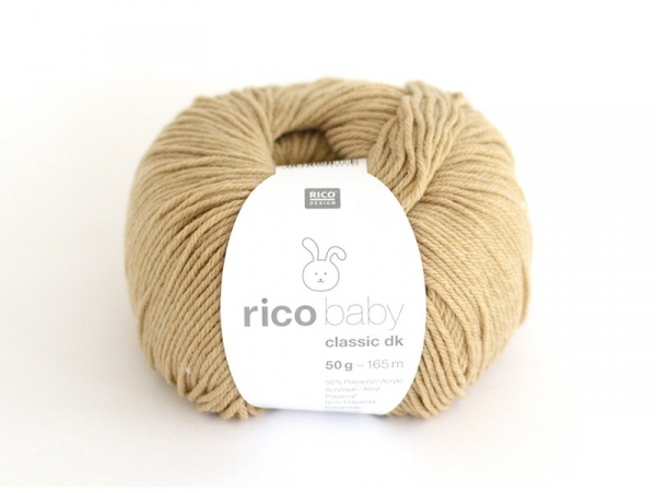 Wool - Baby classic - beige (colour no. 053)