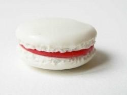 Pendentif macaron - Coco  - 1