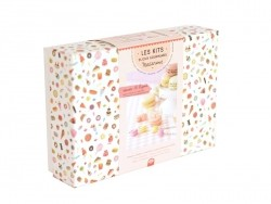 Bastelkit - Candyschmuck - Macarons