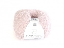 "Wool - ""Baby Teddy"" - pink (colour no. 022)"
