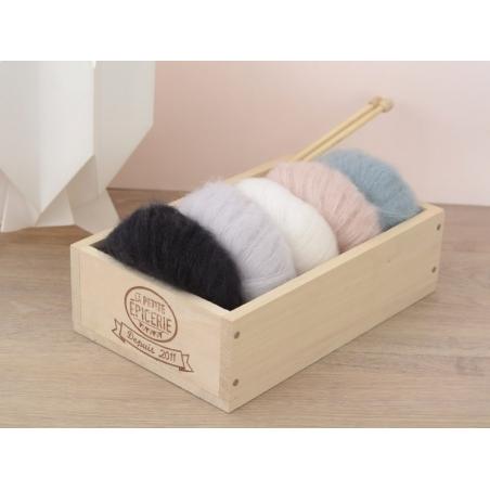 """Acheter Laine """"Essentials Super Kid Mohair Silk"""" - rose 003 - 6,40€ en ligne sur La Petite Epicerie - Loisirs créatifs"""