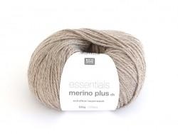 "Wool - ""Essentials Merino Plus"" - beige (colour no. 002)"