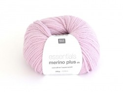 "Wool - ""Essentials Merino Plus"" - lilac (colour no. 004)"