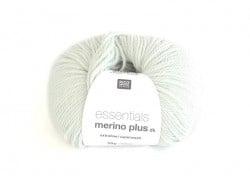 "Wool - ""Essentials Merino Plus"" - mint green (colour no. 008)"