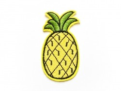 Ecusson / patch thermocollant - ananas pop