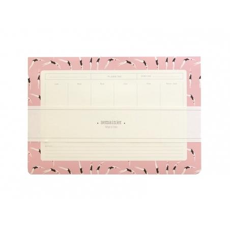 Acheter Semainier - plongeuses - 11,90€ en ligne sur La Petite Epicerie - 100% Loisirs créatifs