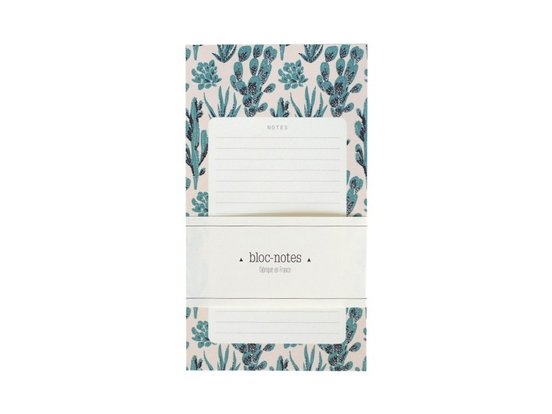 Acheter Bloc-notes - cactées - 7,00€ en ligne sur La Petite Epicerie - Loisirs créatifs