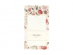 Bloc-notes - fleurs folk Season Paper - 1
