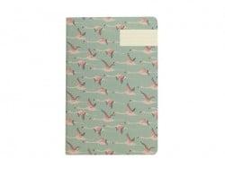 Carnets - flamingo