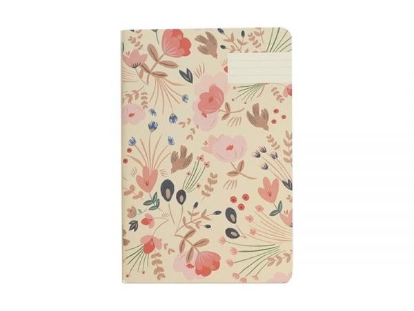 Carnets - fleurs folk Season Paper - 1