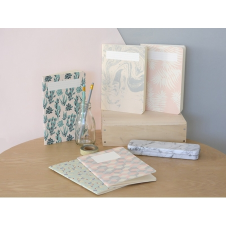 Carnets - marbre Season Paper - 2