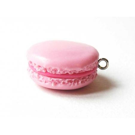 Macaron Pendant - pink