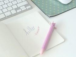 Stift mit 2 Farben