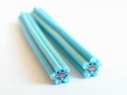 Acheter Cane étoile de mer - bleue en pâte fimo - à découper en tranches - 0,99€ en ligne sur La Petite Epicerie - Loisirs c...
