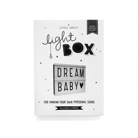 Acheter Lightbox A5 - boîte lumineuse à lettres - 9,99€ en ligne sur La Petite Epicerie - Loisirs créatifs