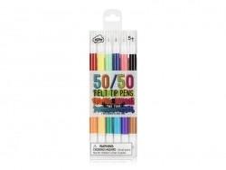 Two-tone felt-tip pens