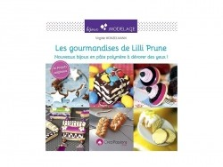 """Livre """" Les nouvelles gourmandises de Lili Prune"""" Créapassions - 1"""