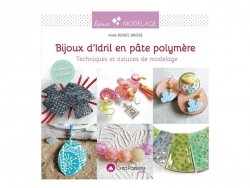 "Book - ""Bijoux d'Idril en pâte polymère"" (in French)"