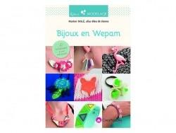 """Livre """" Bijoux en Wepam"""""""