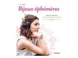 """Livre """"Bijoux éphémères"""""""