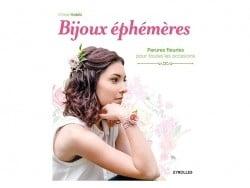 """Livre """"Bijoux éphémères"""" Eyrolles - 1"""