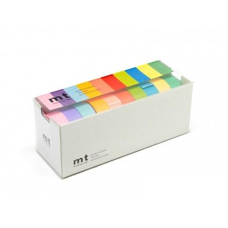 Acheter Lot de 10 masking tapes - couleurs claires - 20,90€ en ligne sur La Petite Epicerie - Loisirs créatifs