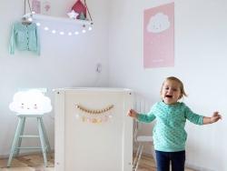 Acheter Lampe / veilleuse nuage - format géant - 59,90€ en ligne sur La Petite Epicerie - 100% Loisirs créatifs