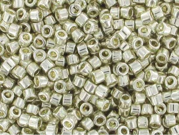 Acheter Miyuki delicas 11/0 - Galvanized silver 35 - 3,90€ en ligne sur La Petite Epicerie - Loisirs créatifs