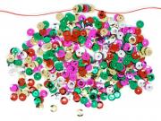1000 sequins colorés
